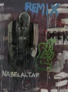 Christian Eisenberger - Nabelaltar - Malerei - 2005
