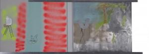 Karl Karner - Diptychon - o.T. - Malerei - 2006