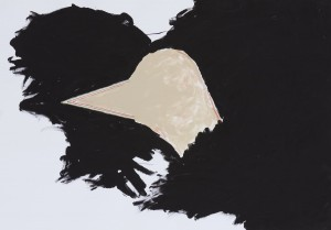 Karl Karner - Öffentlicher Körper (schwarz) - Malerei - 2010