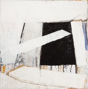 Friedrich Panzero.T. - 1998 - 200 x 202 cm - Acryl und Öl auf Leinwand