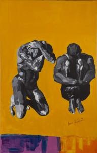 Verena Rotterdam - Leidenschaft - Malerei - 1994
