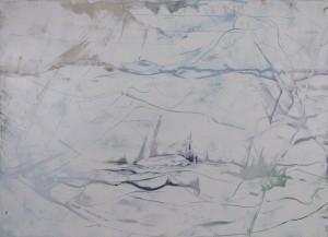 Hubert Scheibl - das ist …..  (weiß) - Malerei - 2007