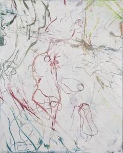 Hubert Scheibl - das ist …..  (beige) - Malerei - 2007