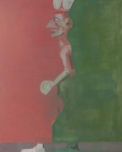 Hubert Schmalix - Alpha Omega - Malerei - 2005