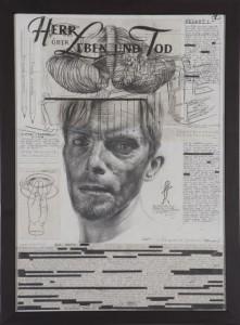 Tomak - Herr über Leben und Tod - Zeichnung - 2010