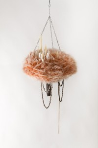 Nika Kupyrova - aus der Serie Moonshine, 5 Objekte - Skulptur - 2010
