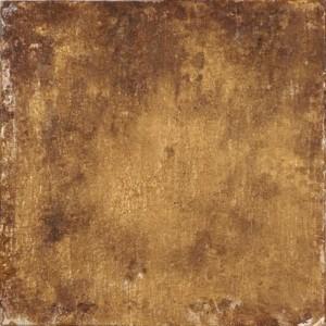 Michael Pisk - o.T. (gold) Zyklus Spur III - Malerei - 2011
