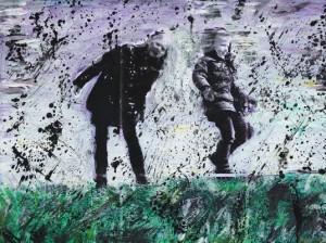 Thomas Redl - Clara und Clemens - Malerei - 2011
