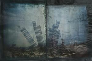 Thomas Redl - 9/11 - Malerei - 2010