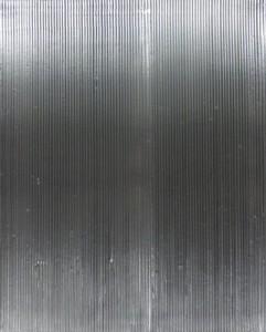 Jakob Gasteiger - Farbtafel schwarz - Malerei - 2005
