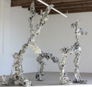 Karl Karner - Bagal - Skulptur - 2014