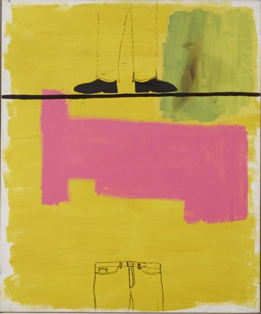 Christian Rosa - o.T. - Malerei - 2011