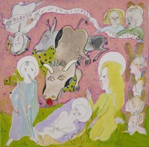 Oswald Oberhuber - o. T. - Malerei - 2008