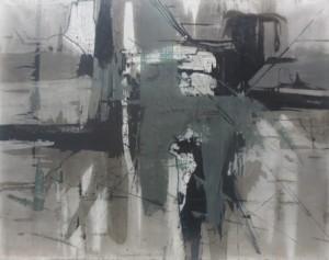 Erwin Bohatsch - o.T. - Malerei - 2014